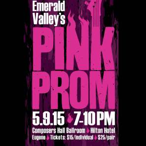 Rock-n-Roll 2015 Pink Prom